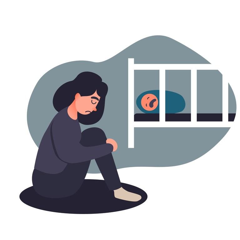 Depresión postparto: ¿qué es y por qué no se ha hablado al respecto? © Elena_Garder