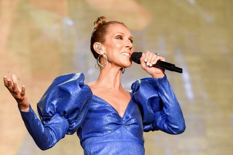 Céline Dion habló hace algunos años sobre cómo la depresión post-parto llegó a afectarla © Dave J Hogan